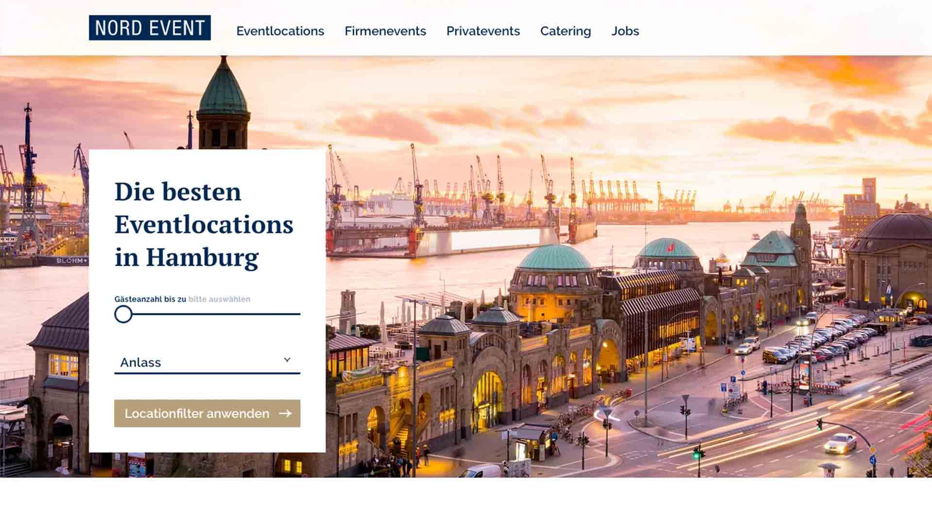 Nord Event Hamburg Cliente Referencia codafish