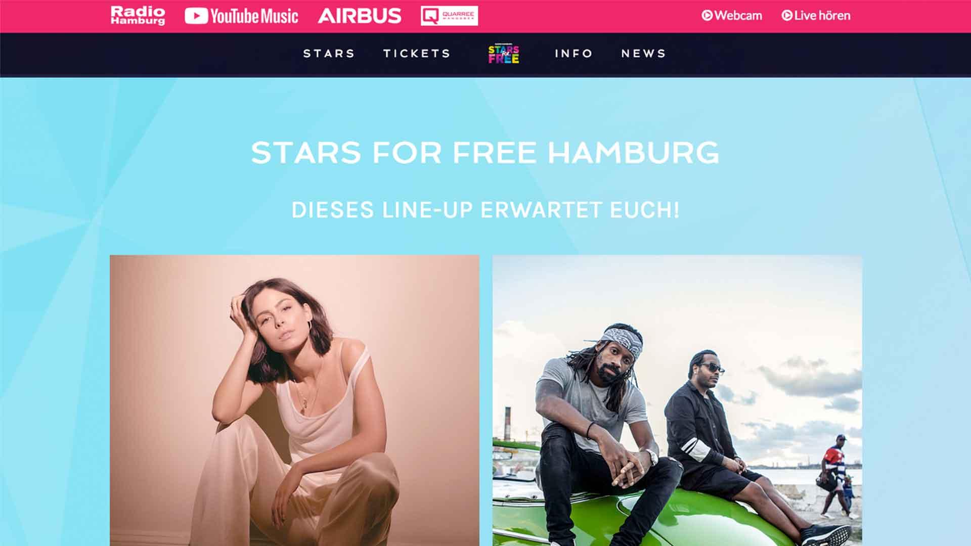 stars for free desktop
