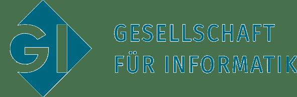 GI Logo Gesellschaft für Informatik