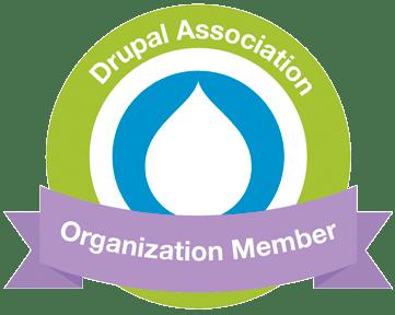 Drupal Organization Member Logo